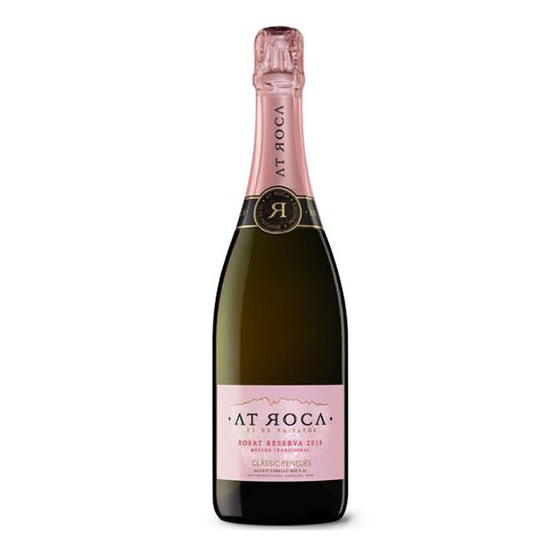 AT ROCA Rosado Reserva 2018