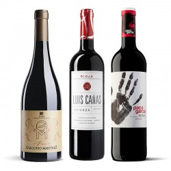 Pack D.O.Ca. Rioja